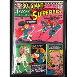ACTION COMICS #347 (DC COMICS) *80 PAGE GIANT*