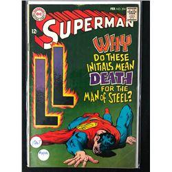 SUPERMAN #204 (DC COMICS)