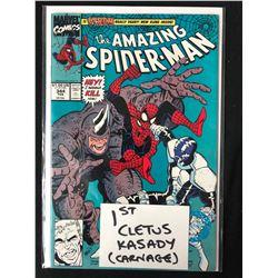 THE AMAZING SPIDER-MAN #344 (MARVEL COMICS)