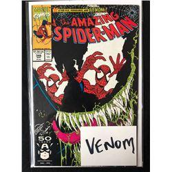THE AMAZING SPIDER-MAN #346 (MARVEL COMICS)