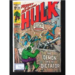 HULK #133 (MARVEL COMICS)