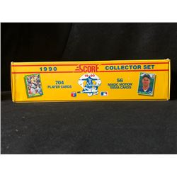 1990 SCORE BASEBALL CARDS COLLECTOR SET