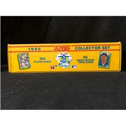 1990 SCORE BASEBALL CARDS COLLECTOR SET