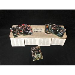 1991 ACTION PACK FOOTBALL CARD SET (COMPLETE)