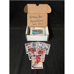 300+ HOCKEY ROOKIE CARDS LOT