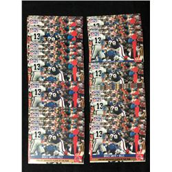 BRUCE SMITH PRO-SET FOOTBALL CARDS LOT (21 CARDS)