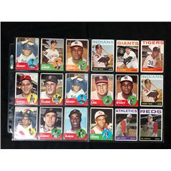 1960'S BASEBALL CARD LOT