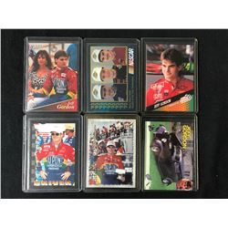 JEFF GORDAN AUTO RACING CARDS LOT