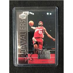 2004 UPPER DECK NATIONAL CARD DAY LeBRON JAMES BASKETBALL CARD