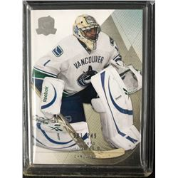 2010 UPPER DECK #77 ROBERTO LUONGO HOCKEY CARD (201/249)