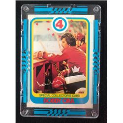 Bobby Orr 1978-79 Special Collectors Card #300