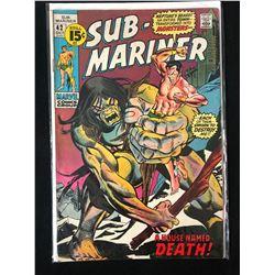 SUB-MARINER #42 (MARVEL COMICS)