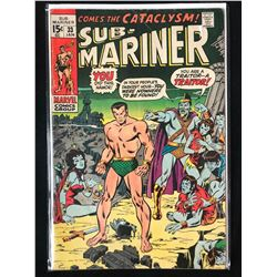 SUB-MARINER #33 (MARVEL COMICS)