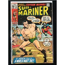 SUB-MARINER #30 (MARVEL COMICS)