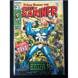 SUB-MARINER #23 (MARVEL COMICS)
