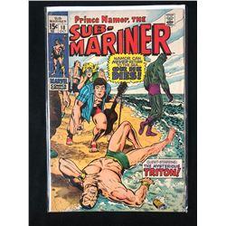 SUB-MARINER #18 (MARVEL COMICS)