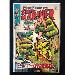 PRINCE NAMOR THE SUBMARINER #3 (MARVEL COMICS)