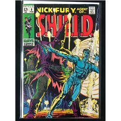 NICK FURY AGENT OF SHIELD #9 (MARVEL COMICS)