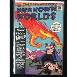 UNKNOWN WORLDS #51 (AMERICAN COMICS GROUP)