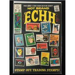NOT BRAND ECHH #13 (MARVEL COMICS)