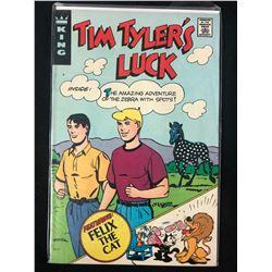 Tim Tyler's Luck #R-04 (KIng Comics) 1973