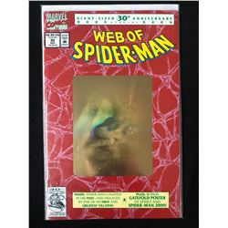 Web of Spider-Man #90 (Jul 1992, Marvel) *GIANT-SIZED 30TH ANNIVERSARY*