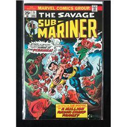 SUB-MARINER #71 (MARVEL COMICS)