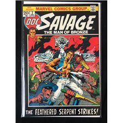 DOC SAVAGE #2 (MARVEL COMICS)