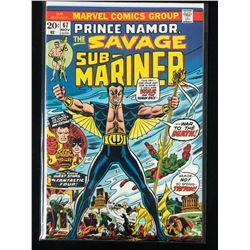PRINCE NAMOR THE SUBMARINER #67 (MARVEL COMICS)