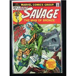 DOC SAVAGE #4 (MARVEL COMICS)