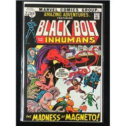 BLACK BOLT & THE INHUMANS #9 (MARVEL COMICS)