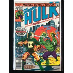 THE INCREDIBLE HULK #204 (MARVEL COMICS)