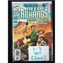 REED RICHARDS #1 (MARVEL COMICS)