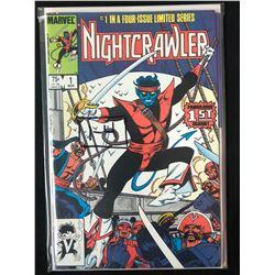 NIGHTCRAWLER #1 (MARVEL COMICS)