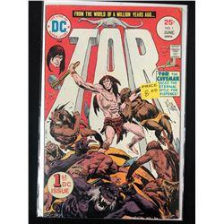 Tor #1 DC Comics 1975 Series (Joe Kubert)