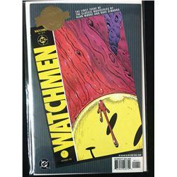 WATCHMEN #1 (DC COMICS) 1986