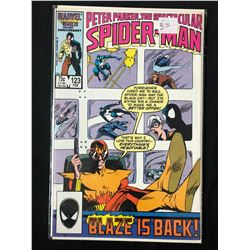 PETER PARKER THE SPECTACULAR SPIDER MAN NO. 123