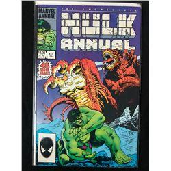 1984 HULK ANNUAL NO.13