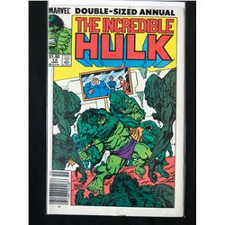 DOUBLE SIZED ANNUAL THE INCREDIBLE HULK NO. 14
