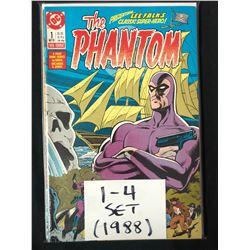 THE PHANTOM ( SET 1-4)