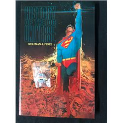 History of the DC Universe Book by Wolfman & Perez