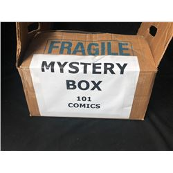 MYSTERY BOX (101 COMICS)