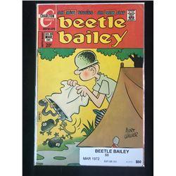 BEETLE BAILEY #88 (CHARLTON COMICS) 1972