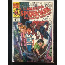THE AMAZING SPIDER-MAN #1 (MARVEL COMICS) *SKATING ON THIN ICE*