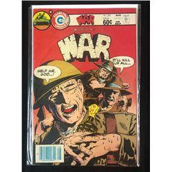 WORLD AT WAR #34 (CHARLTON COMICS)