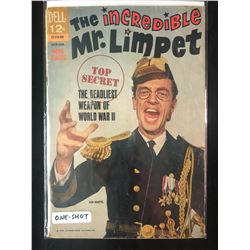THE INCREDIBLE MR. LIMPET (DELL COMICS)