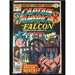 CAPTAIN AMERICA & FALCON #206 (MARVEL COMICS)