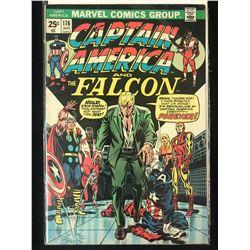 CAPTAIN AMERICA & FALCON #176 (MARVEL COMICS)