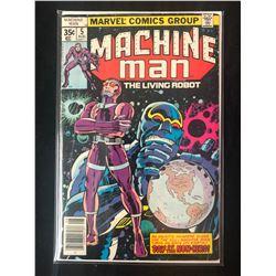 MACHINE MAN #5 (MARVEL COMICS)