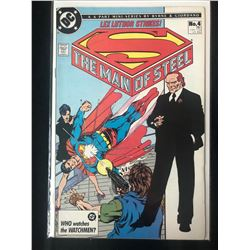 SUPERMAN THE MAN OF STEEL #4 (DC COMICS)